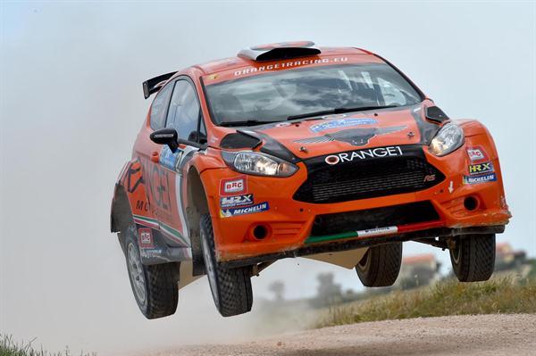 BRC Racing Team al via del Rally del Salento