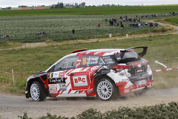 BRC in scena al Rally di Madeira
