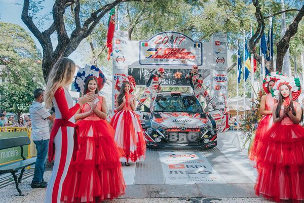 BRC ad un passo dal successo al Rally Madeira