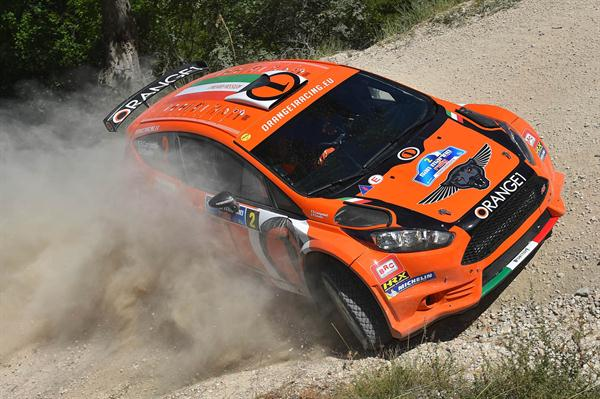 BRC Racing Team al via del Rally di Roma Capitale