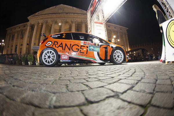 BRC Racing Team nuovamente a podio nel Campionato Italiano Rally