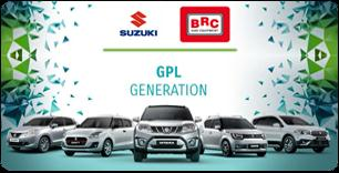 Suzuki Italia ha scelto i sistemi BRC Gas Equipment