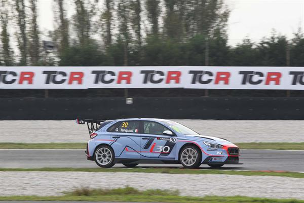 BRC Racing Team: another victory at TCR