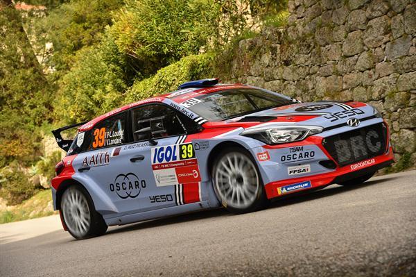 BRC Racing Team again in FIA WRC2
