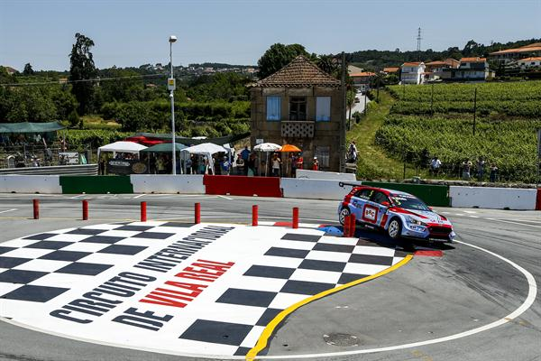 BRC Racing Team score great results at WTCR Race of Portugal
