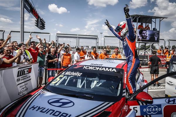 BRC Racing Team triumph in Slovakia