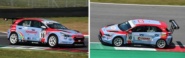BRC Racing Team con Scalvini e Paolino ad Imola per il quinto round stagionale del TCR Italy