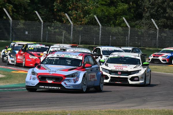 BRC Racing Team al via delle sfide TCR di Vallelunga