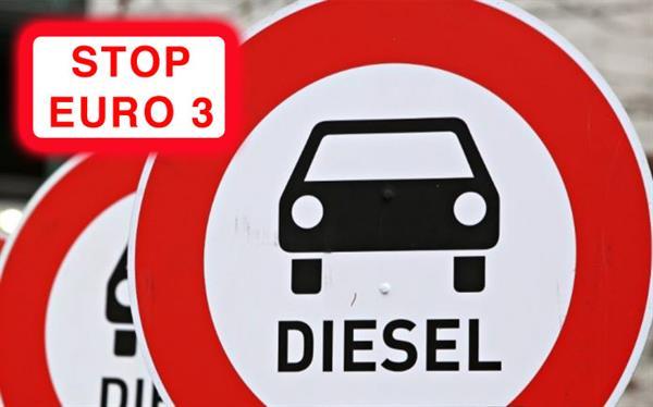 Stop alle auto inquinanti in Pianura Padana, deroghe per le auto GPL e METANO