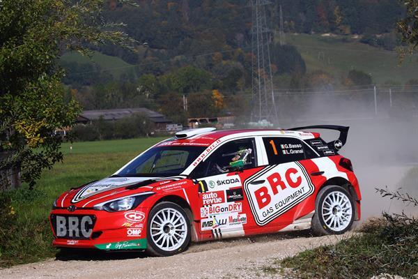 BRC e Giandomenico Basso insieme ad Automotoracing 2019