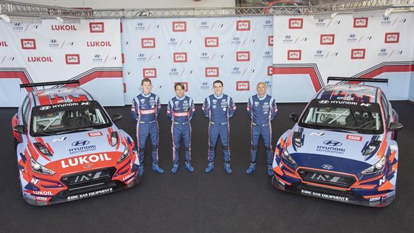 BRC Racing Team presenta il programma per la stagione 2019 del WTCR