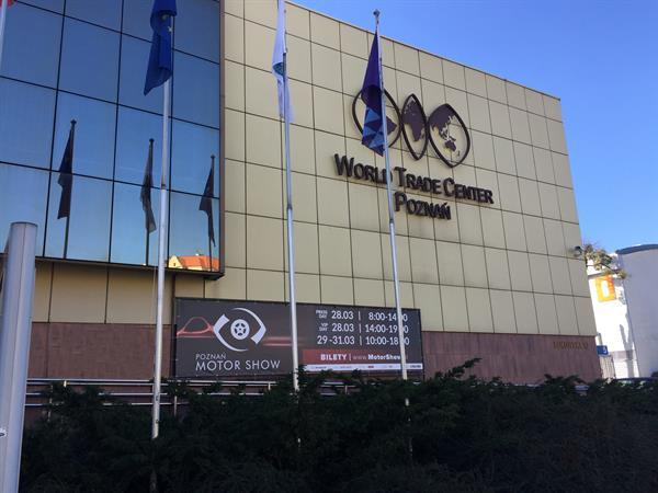 BRC presenta le sue ultime tecnologie al Motorshow di Poznan