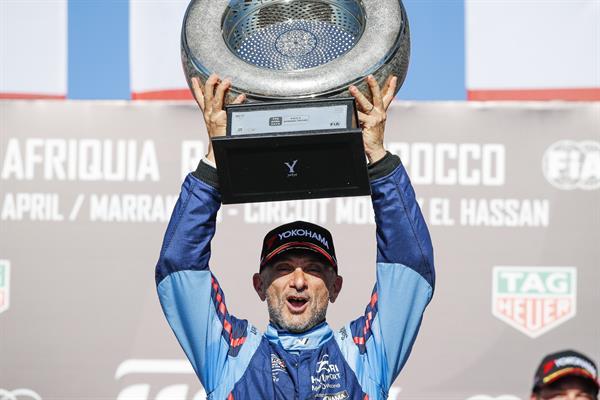 Il Balance of Performance penalizza il BRC Racing Team nelle gare WTCR in Marocco