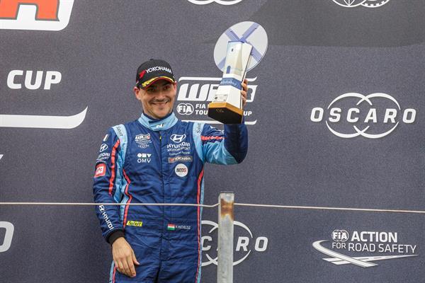 BRC Racing Team enjoys strong Sunday at Race of Netherlands