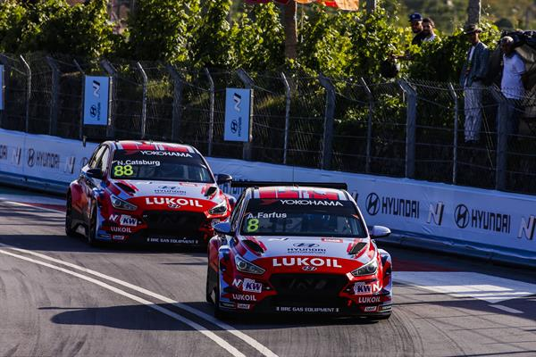 BRC Racing Team pronto per la WTCR Race of China