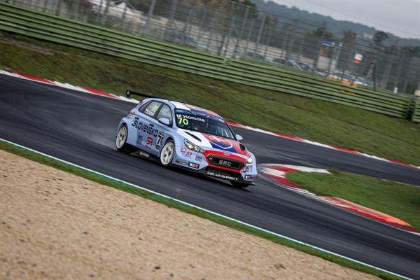 Podium finish for BRC Racing Team in Fia Motorsport Games