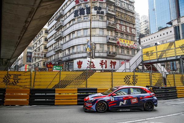BRC Racing Team conquista il podio e la vetta della classifica alla Race of Macau