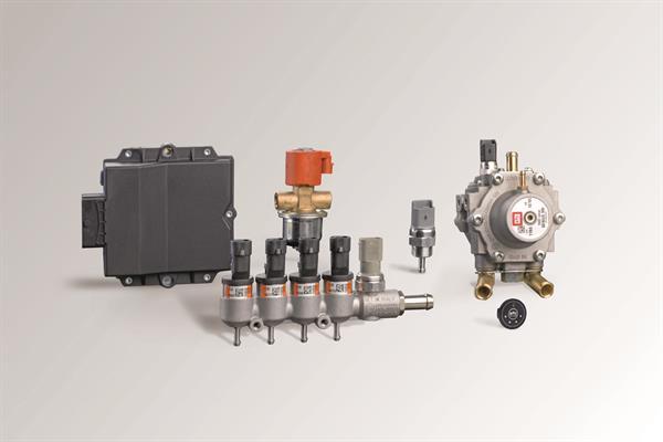 I sistemi DualJet trasformabili a GPL