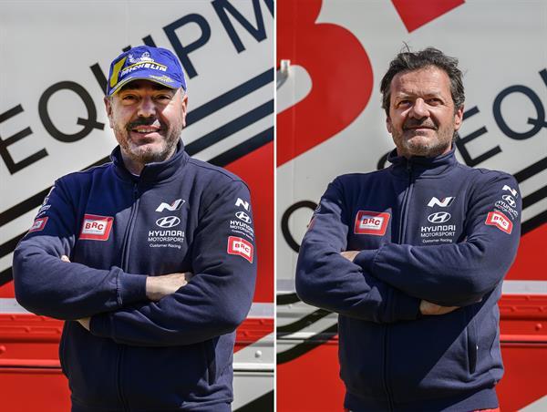 BRC Racing Team al via del Campionato Italiano WRC 2021