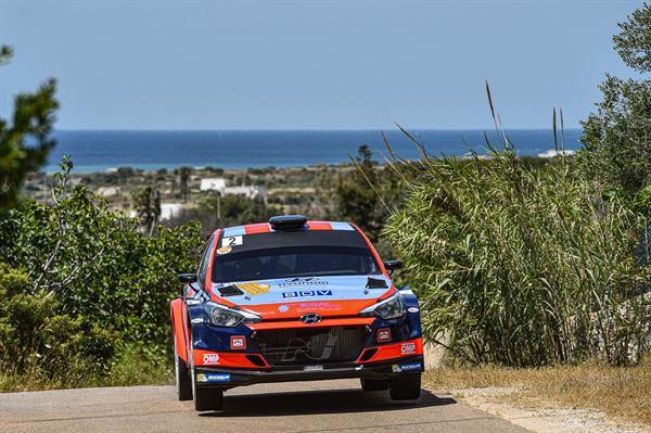 BRC Racing Team: in Salento una grande prova rimasta incompiuta