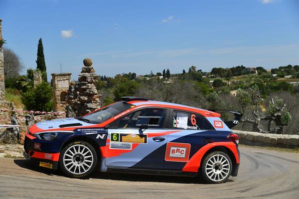 BRC scalda i motori per il Rally d'Alba