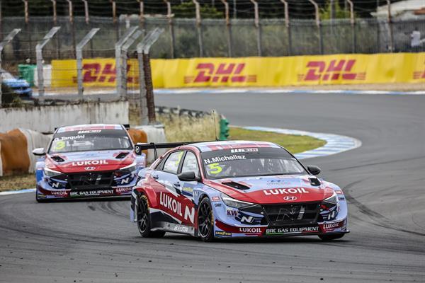 BRC Racing Team obiettivo podio alla Race of Hungary