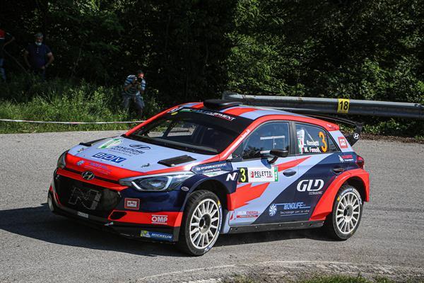 BRC Racing Team al via del 56° Rally del Friuli Venezia