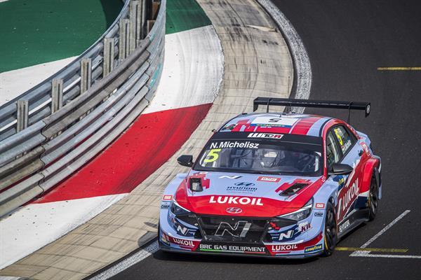 BRC Racing Team promette di tornare più forte dopo la  Race of Hungary