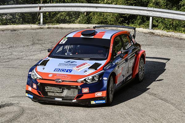 BRC Racing Team in gara al Rallye San Martino di Castrozza