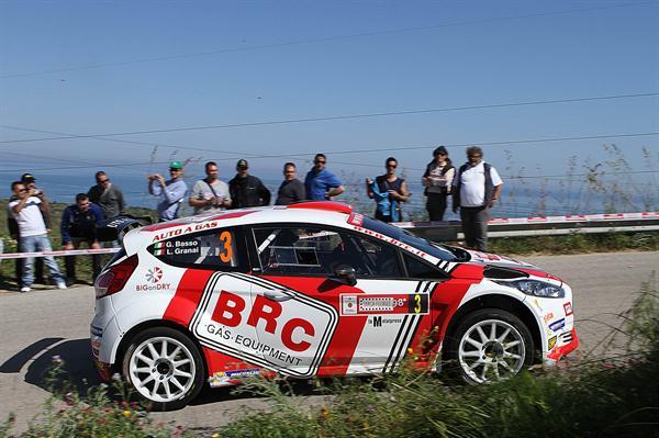 Targa Florio: Basso secondo al termine della prima tappa. BRC trionfa con Tassone nella categoria R1.