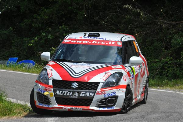 Coppa d'Oro in salita per Michele Tassone, BRC Junior Team e Butterfly Motorsport