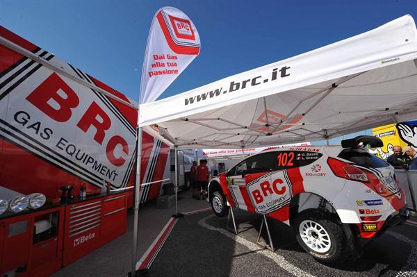 """Brc e Giandomenico Basso pronti al """"debutto"""" sulla terra del Rally Italia Sardegna"""